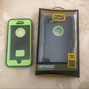 iPhone 6 Plus Outter Box Phone Case